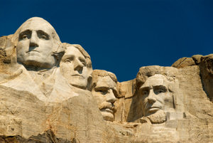<strong>Mount Rushmore</strong><br>